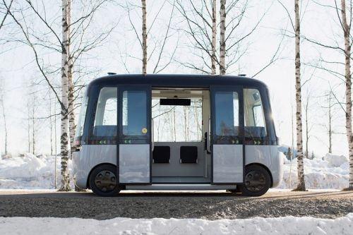 Muji x Sensible 4 Unveil Self-Driving Bus & Expected Public Launch Date