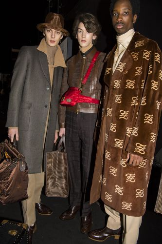 Fendi: Menswear AW19