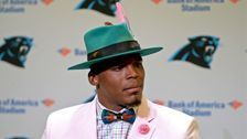 Cam Newton's Style Evolution Through The Years