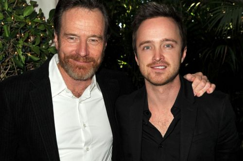 Bryan Cranston & Aaron Paul Launch Their Own Dos Hombres Mezcal Brand
