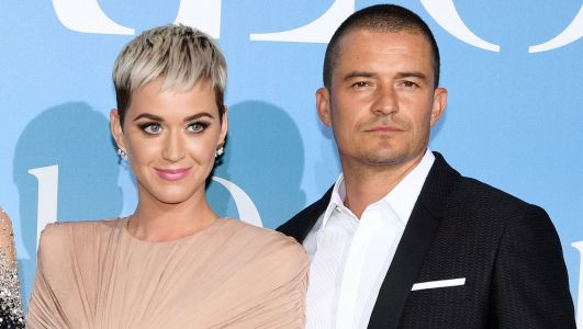 Katy Perry Reminds Everyone She And Orlando Bloom Are Still Together With Sweet Birthday Shout-Out
