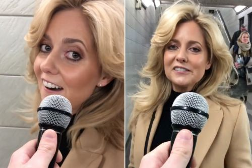 Subway commuter goes viral after perfectly singing Lady Gaga's 'Shallow'