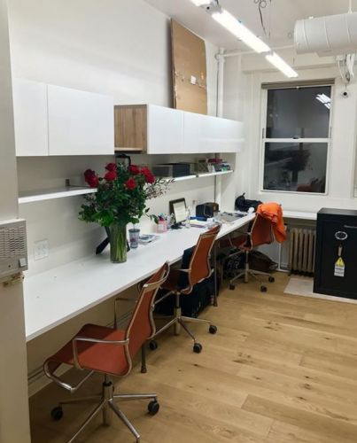 Available Desk Space At Jocale Studio - New York, NY
