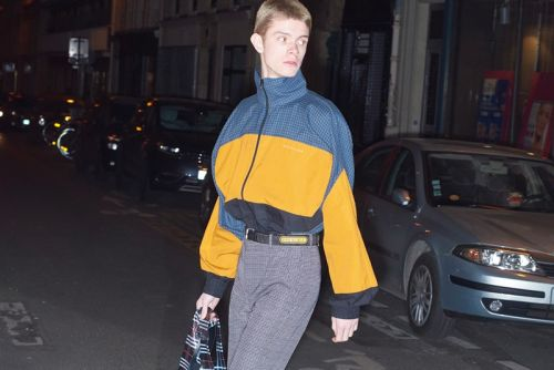 Balenciaga Reveals Pre-Fall 2018 Collection with Lowkey Lookbook