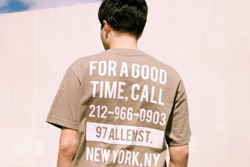 The Good Company Throws It Back to the 1990s in Retro SS19 Collection