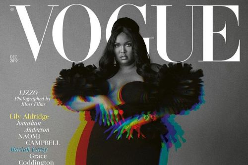 Lizzo Is 100% That 'Vogue' Cover Star