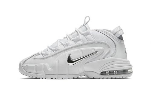 "Nike's Air Max Penny 1 Returns in ""White/Metallic Silver"" This Summer"