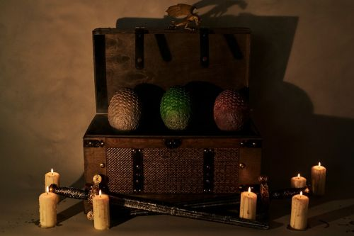 Deliveroo Set to Deliver Chocolate Dragon Egg Inspired by 'Game of Thrones'
