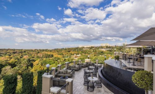 Exclusive Rooftop Bars in Johannesburg