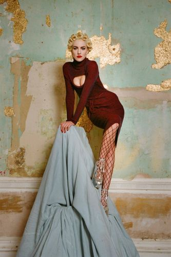 Sensuality and Sustainability Collide in Vivienne Westwood's New Collection