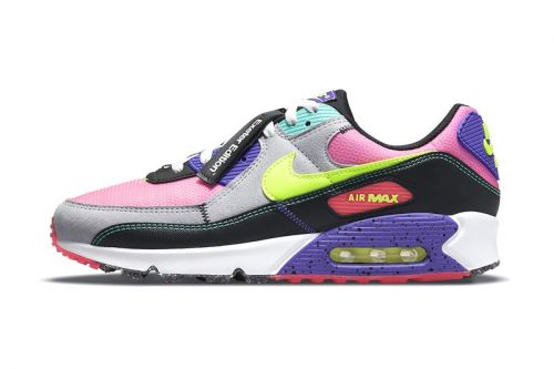 Nike's Air Max 90 Exeter Editions Receive Patchwork Makeovers
