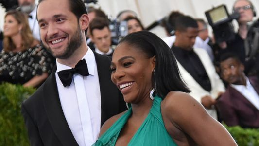 Serena Williams' Baby Alexis Has a Battle Cry and an Instagram Page!!!