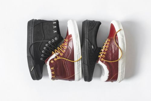 A Closer Look at the KITH x mastermind WORLD x Vans Footwear Collection
