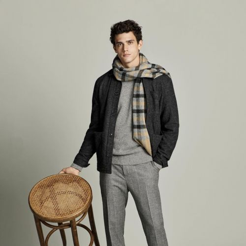 Xavier, Ty + More Inspire in Fall Style from Banana Republic