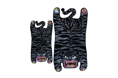 RAW EMOTIONS and 432HZ Reconnect For UGLY TIGER 2.0 Rug Release