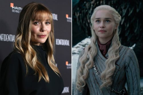 Elizabeth Olsen says her 'Game of Thrones' audition went 'terrible'