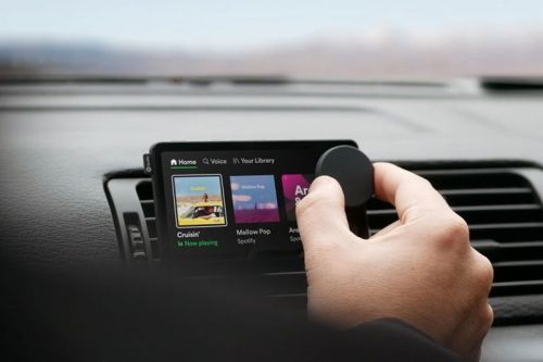 Spotify Launches First Streaming Device Called 'Car Thing'