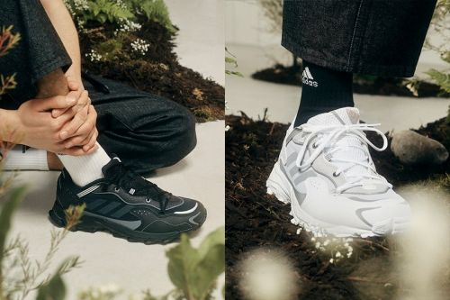 """Adidas Strips """"Gardening Club"""" Collection Back for Black & White Release"""