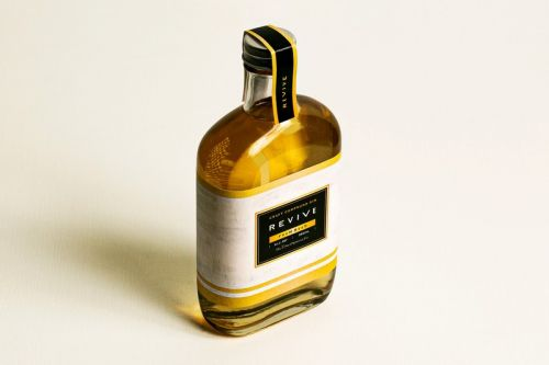 Ethical Spirits REVIVE Gin is Made from 80K Recycled Budweiser Beers