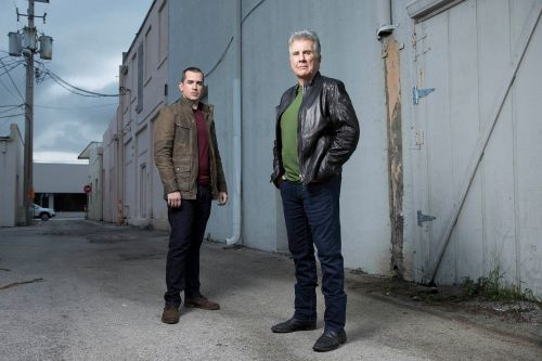 John Walsh says he's 'hunting dirtbags' on his new series