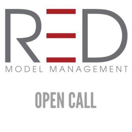 RED MODEL MANAGEMENT MODEL SEARCH - SATURDAY 10/21, 11AM - 4PM