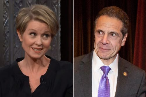 Nixon torches 'the bad Cuomo' in fiery 'Late Show' appearance