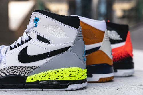 A Trio of Don C's Jordan Legacy 312 Releases in This Week's Footwear Drops