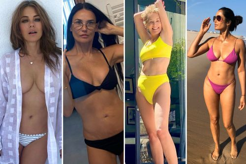 From Demi Moore to Jennifer Lopez: How these celebs stay sexy after 50