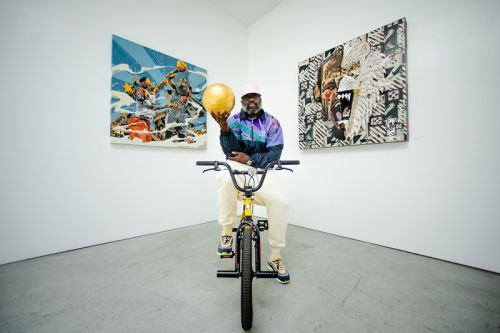Compound Gallery Set to Celebrate NBA Players' Voice Awards in South Bronx Exhibition