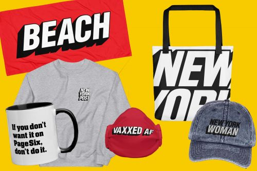 New York Post and Page Six launch merch in new 'Official NY Post Store'