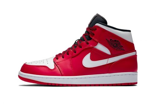 "Jordan Brand Unveils the Air Jordan 1 Mid in A ""Chicago""-Themed Colorway"