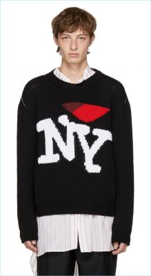 Make a New York Statement with Raf Simons Fall '17 Arrivals