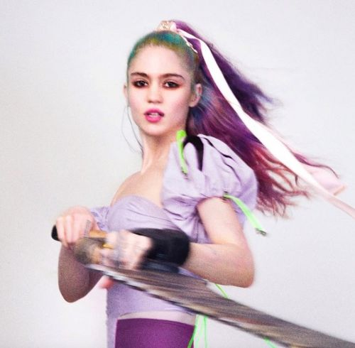 Grimes says she plans to 'kill off' her stage name