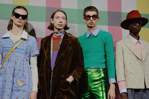 "Gucci is stepping away from ""worn-out"" fashion shows"