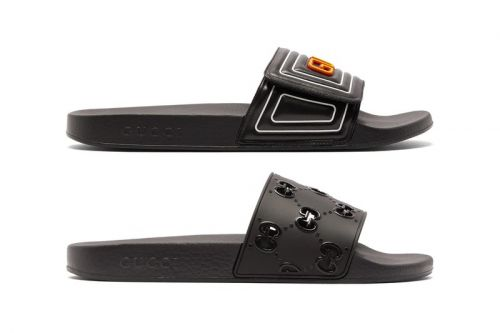 Gucci Has Released Two New Takes on Its Iconic Slides