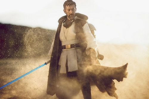 Slideshow Gives a First Look at Its Upcoming Obi-Wan Kenobi Mythos Figure
