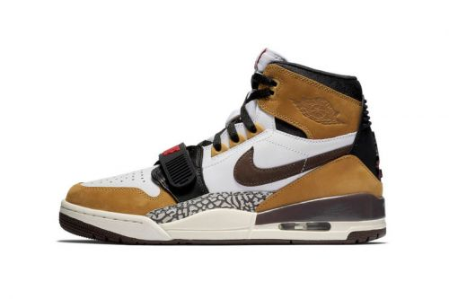 "Jordan Legacy 312 ""Rookie of the Year"" Officially Unveiled"