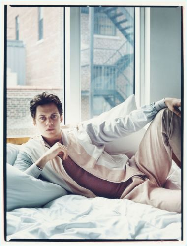 Bill Skarsgård Covers Flaunt, Talks Future