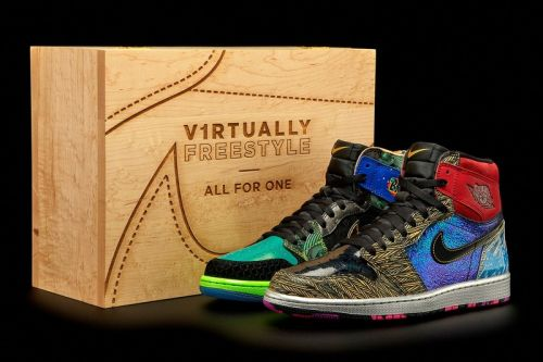 "Suspicious Winning Bid of $2.25 USD Forces Halt of Doernbecher AJ1 ""What The"" Auction"