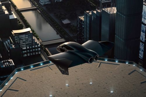 "Porsche Teams up with Boeing to Build ""Premium"" Flying Vehicles"