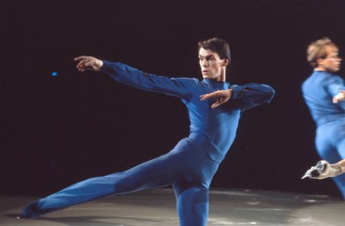 The Graceful Rebellion of the UK's Most Famed Ice Dancer