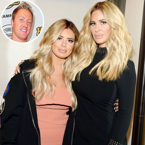 Kim Zolciak-Biermann Weighs in on Daughter Brielle Slamming 'Odd Comments' About Sitting on Kroy's Lap