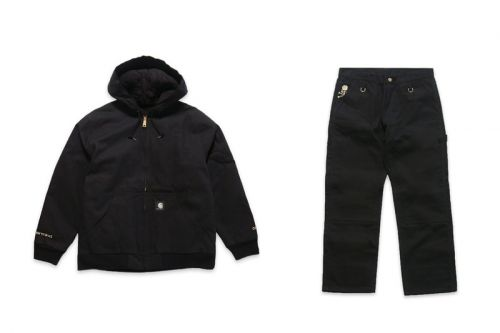 Mastermind JAPAN & Carhartt WIP Drop Exclusive Capsule