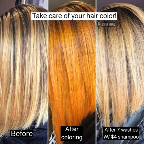 Hairstylist Uses Drugstore Shampoo for a Week and the Results are Dramatic