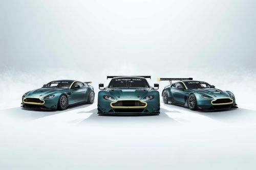 Aston Martin Celebrates Its Success in Racing With the Vantage Legacy Collection