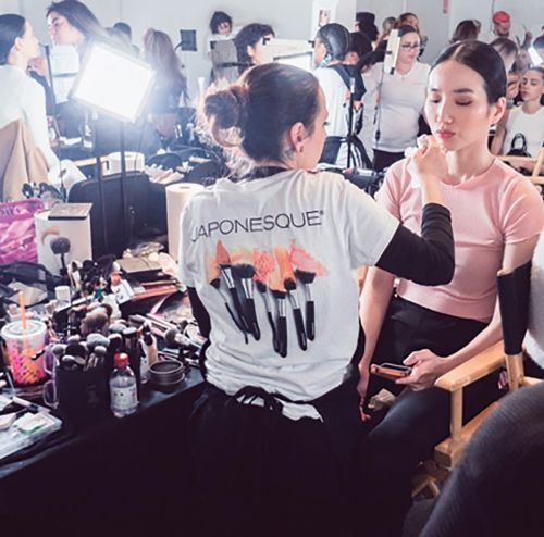 Camera Ready! Behind The Scenes With A Celebrity Makeup Artist