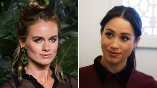 Awk: Prince Harry's Ex-Girlfriend And Meghan Markle Just Went To The Same Party