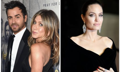 Angelina Jolie Is Interested in Working With Jennifer Aniston's Ex Justin Theroux