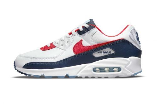 "Nike Prepares for the Fourth of July With ""USA Denim"" Air Max 90"