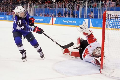 U.S. Women's Hockey Wins First Olympic Gold in 20 Years